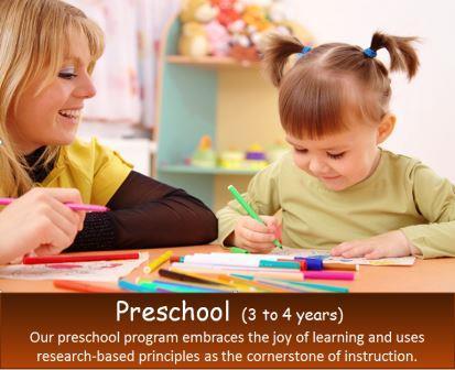 Program-Preschool