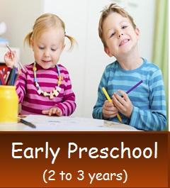 early-preschool